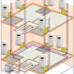 heat cost allocators for vertical distribution circuits